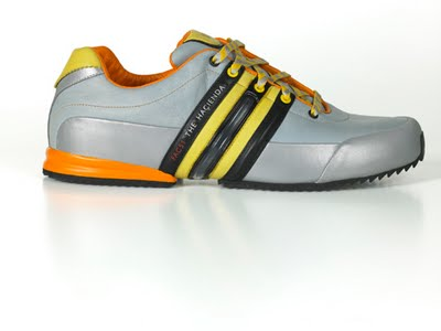 Peter Saville chaussure