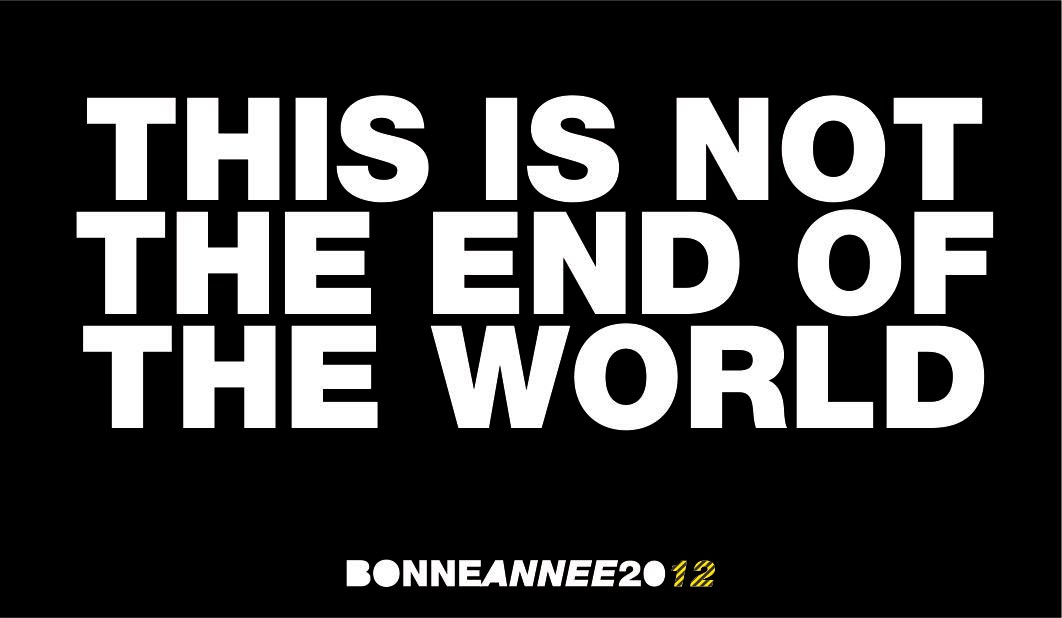 04 This is not the end of the world