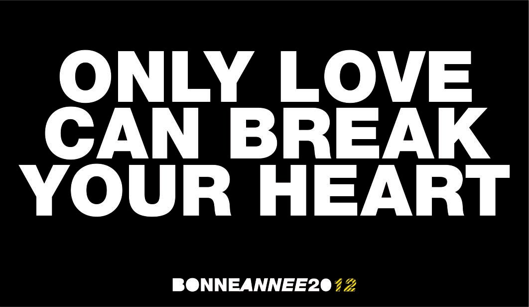 07 only love can break your heart